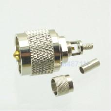 штекер  UHF PL259