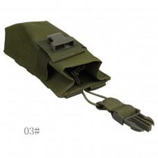 тактический чехол для радиостанции с системой крепления MOLLE