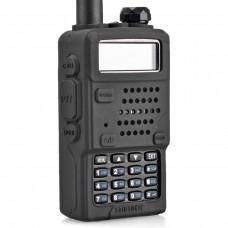 черный чехол для радиостанций семейства Baofeng uv5r