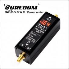Surecom SW33 VHF/UHF измеритель мощности и КСВ метр