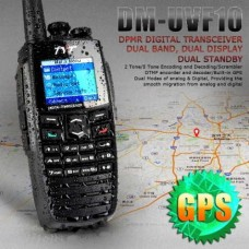 TYT DM-UVF10 DPMR с модулем GPS
