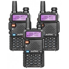 Радиостанция Baofeng UV-5R Tri-Band