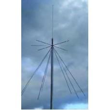 MFJ-1868 дисконусная антенна