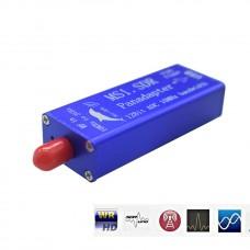 SDR приемник MSI SDR от 10 кГц до 2 ГГц, 12-bit, TCXO 0.5ppm